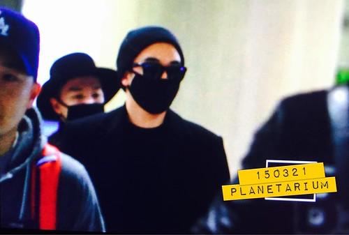 Big Bang - Incheon Airport - 22mar2015 - Seung Ri - Planetarium_SR - 01