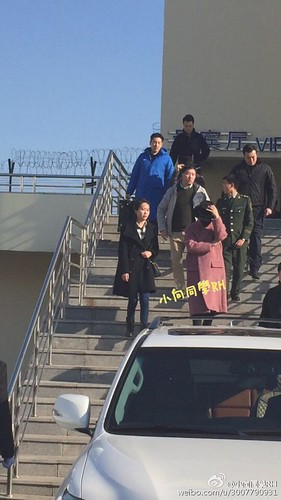 Big Bang - Harbin Airport - 21mar2015 - 小向同學RH - 02