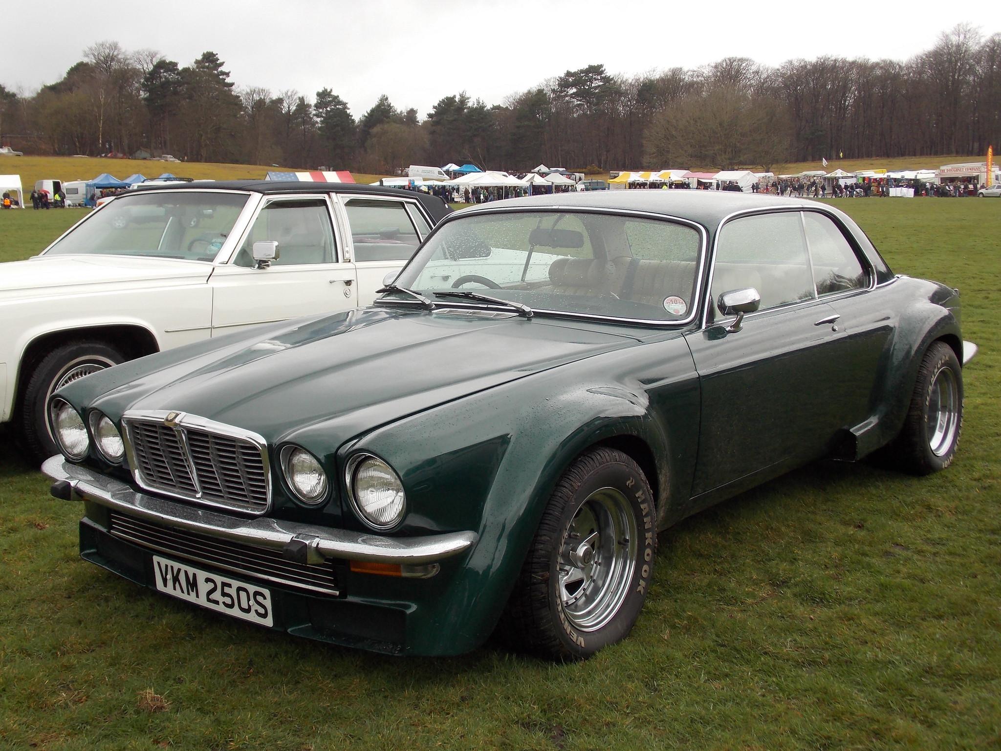 Steed s 1977 broadspeed jaguar xj12 series ii coup 233 the
