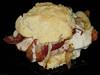 Chicken and biscuit sandwich