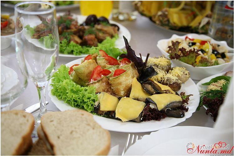 Sala de ceremonii Romplaneta > Foto din galeria `Bucate alese la Restaurantul Romplaneta`