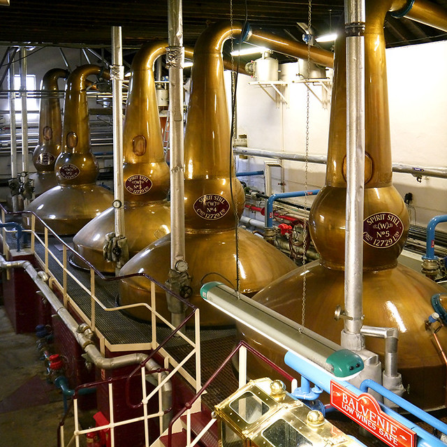 photo - Stillhouse, Balvenie Distillery