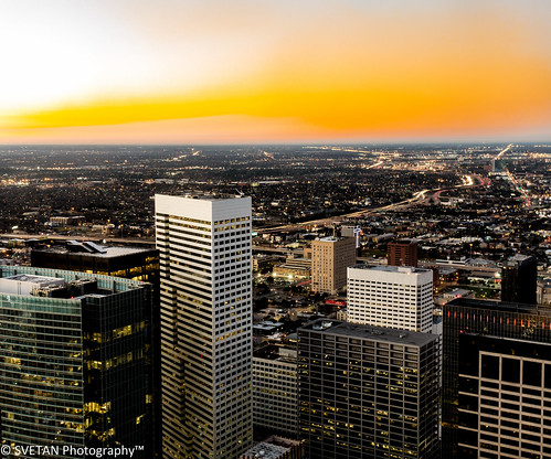 longexposure tower skyline sunrise photography downtown texas floor sony houston chase 60th russiantexan anvar rx100 khodzhaev svetan rx100m3 sonyrx100m3