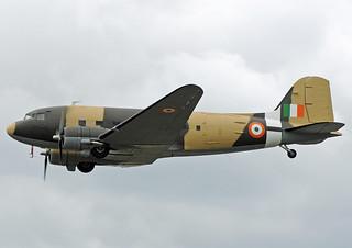 DC-3 G-AMSV