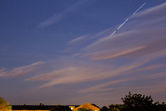 ISS 10-06-15 - 3 shot stack