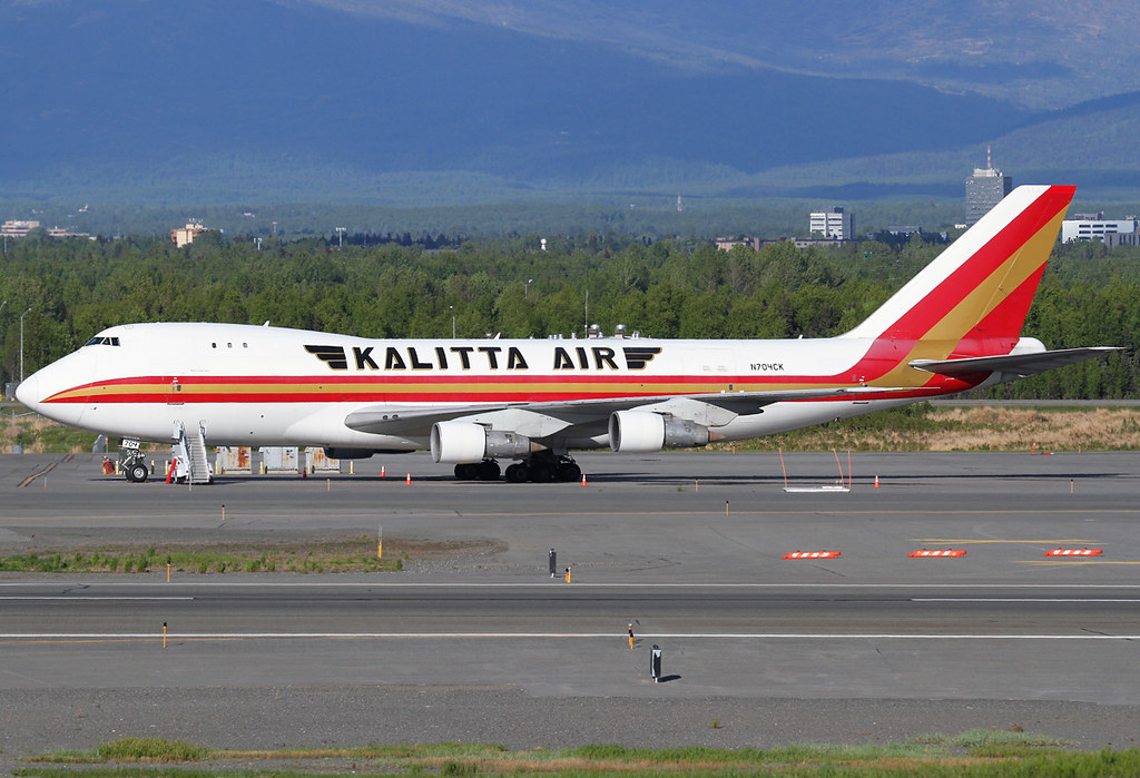 Delivered 08/1986 to Japan Airlines. Interesting that Kalitta used the same registration again, since the same registration on another plane was written off back in 2008 during an accident in Brussels