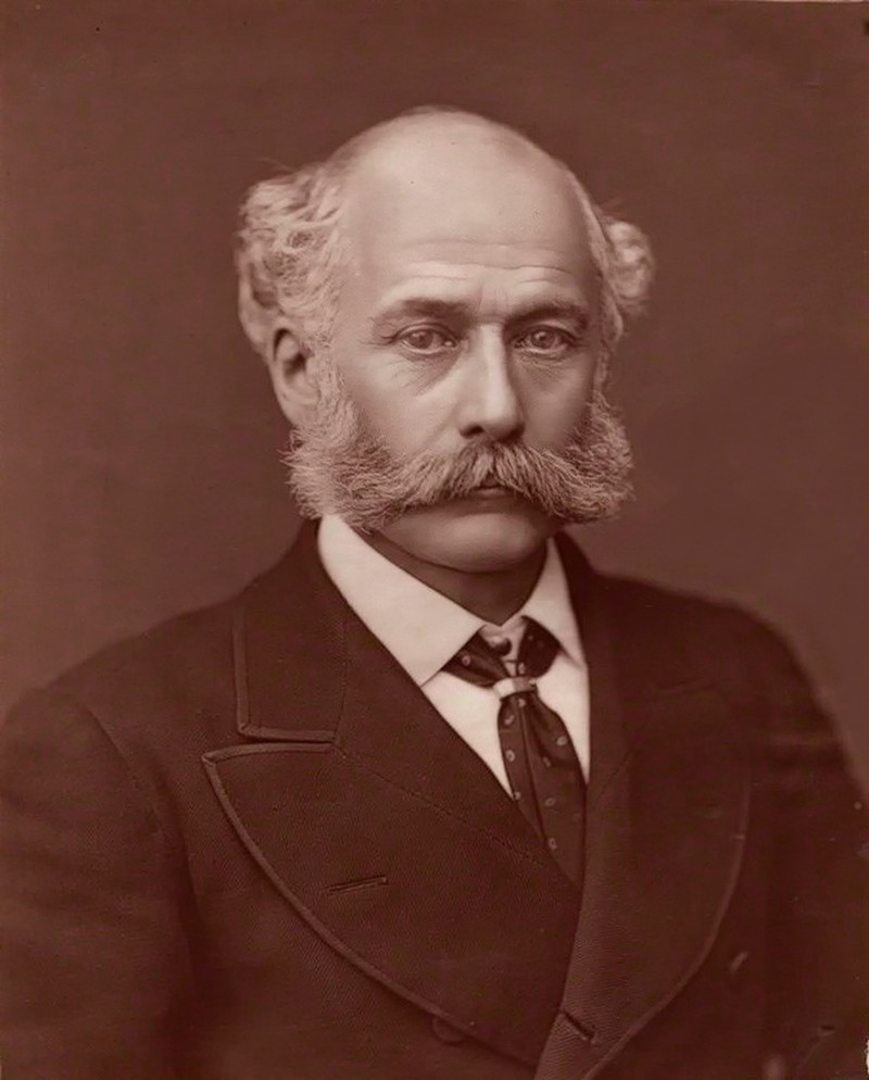 Joseph Bazalgette, civil engineer