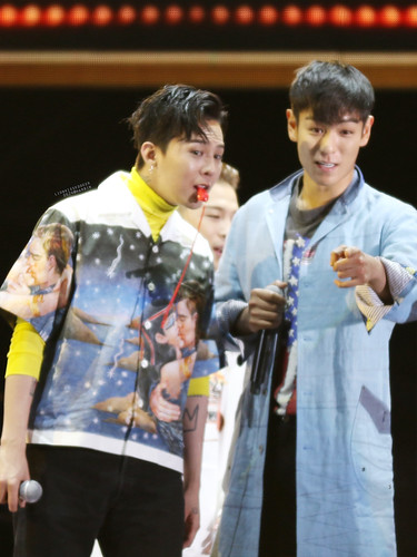 Big Bang - Made V.I.P Tour - Harbin - 24jun2016 - LionKissedDeer - 02