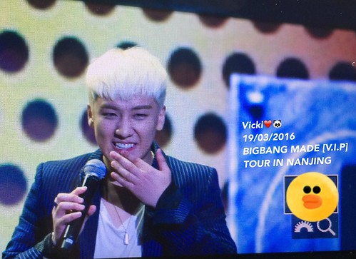 Big Bang - Made V.I.P Tour - Nanjing - 19mar2016 - vickibblee - 18