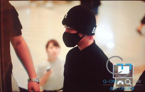 BIGBANG Departing Seoul to Osaka 2015-08-21 (87)