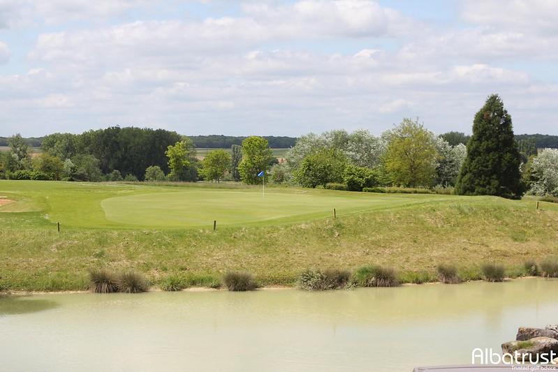 photo du golf Golf De La Forteresse - Parcours
