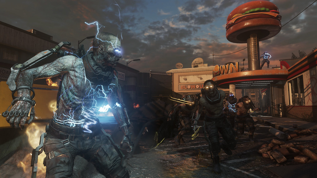 COD AW DLC_Ascendance_Exo Zombies 2