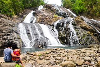 Hangga Falls