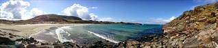 Image of  Vigdelstranden. panorama beach norway stavanger sony z2 sola rogaland vigdel xperia vigdelstranden
