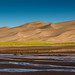 View from Medano River by jfusion61