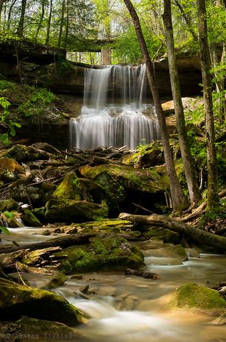 waterfall quakertownfalls water nature pennsylvania pa longexposure pentax westernpawaterfall pawaterfall waterfallsinpa