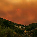 Sand Fire as Seen from the Burbank Hills