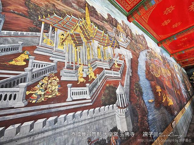 泰國曼谷景點 大皇宮 玉佛寺  63
