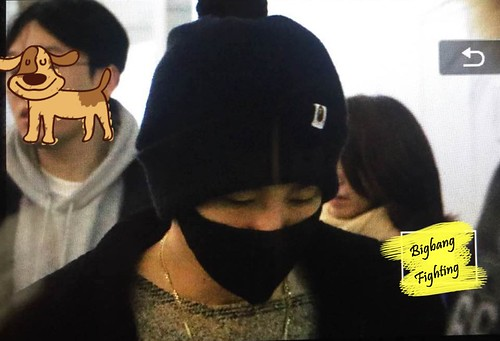 Big Bang - Incheon Airport - 27nov2015 - BigbangFighting - 05