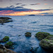 Sunset at North Berwick by samueljohnkerr