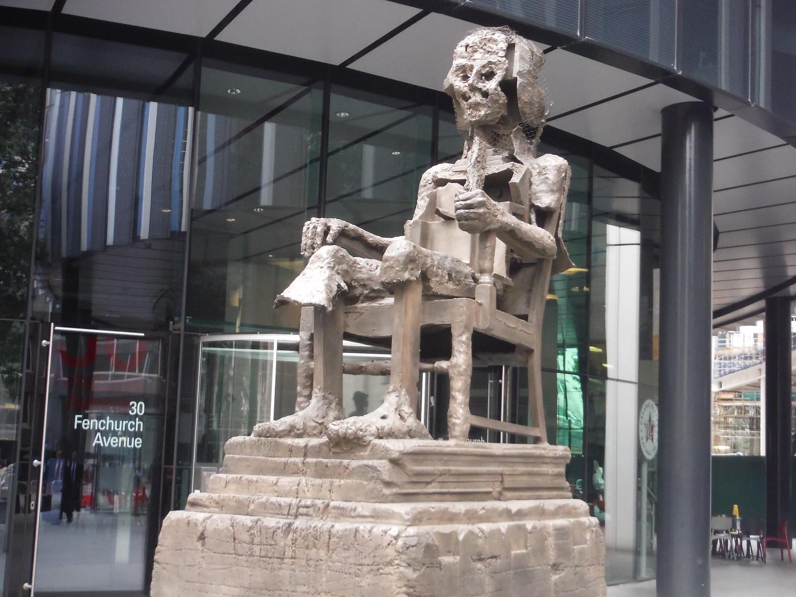 Huma Bhabha - The Orientalist SWC Walk Short 24 - Sculpture in the City