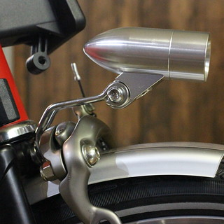 RINDOW BIKES / Bullet Lighting 取付けステー