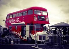 Pimms Bus, Morecambe Carnival