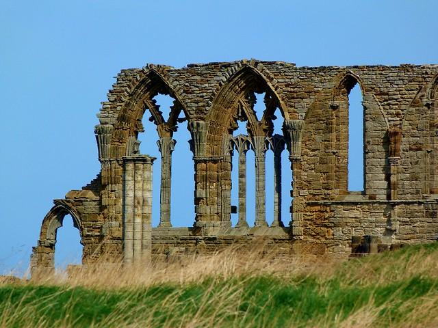 Abadía de Whitby (Yorkshire Inglaterra)