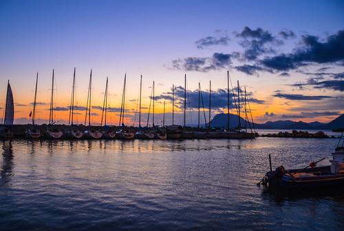 sunset sea sky mountain seascape landscape boat seaside nikon outdoor sails d3200 sailsdown