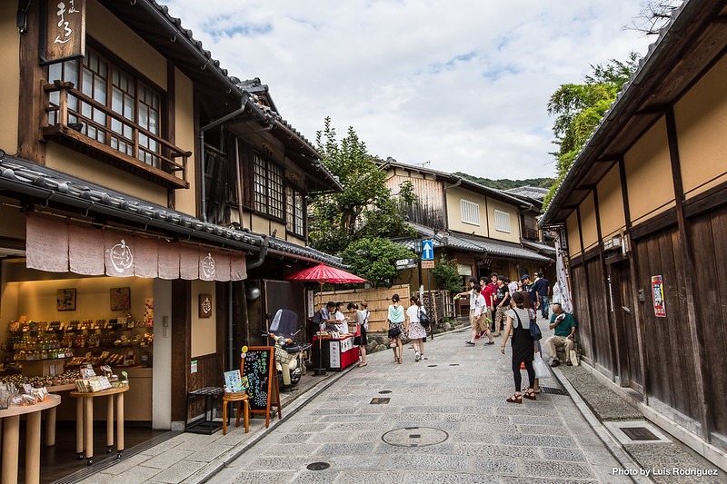 Calles Sannenzaka y Ninenzaka de Kioto-40