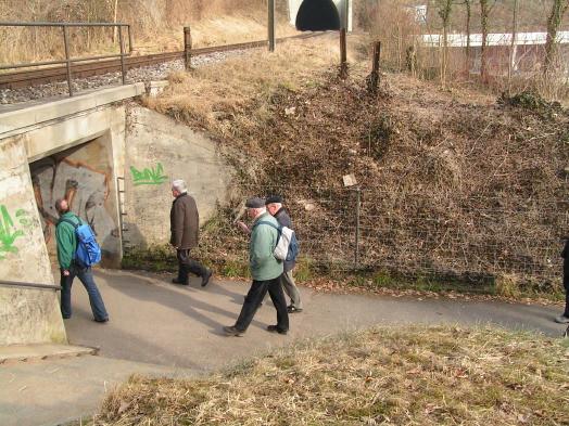 Rund um den Rheinfall 2006