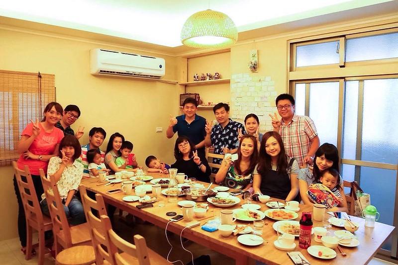台北松山 天邊的家【台北私廚料理】天邊的家,預約才能吃到的美味料理。家庭聚會、朋友聚餐、安靜吃飯的空間。