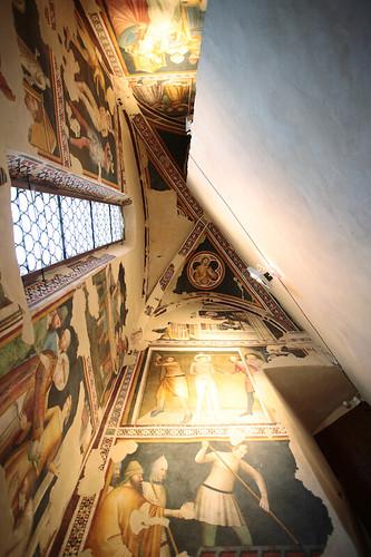San Venanzio: Cappella della Santa Croce