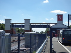 The new Bromsgrove Station