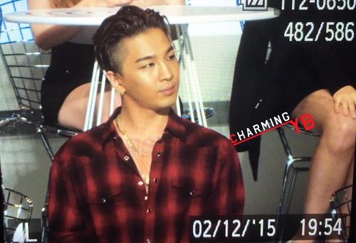 Big Bang - MAMA 2015 - 02dec2015 - charmingyb - 03