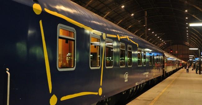 Přímým vlakem pohodlně do Curychu