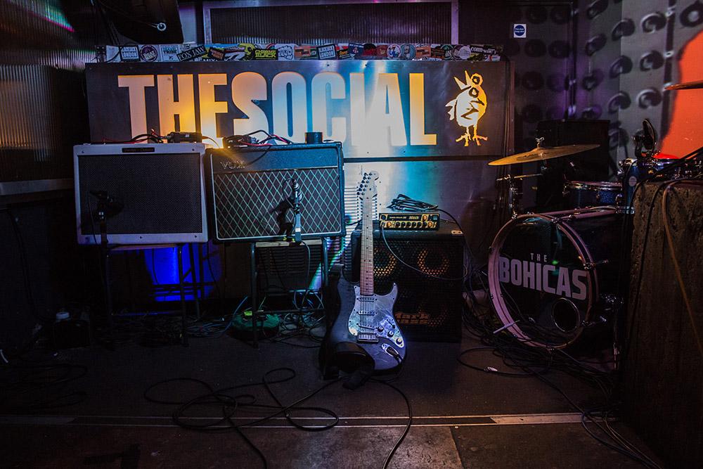 The Bohicas @ The Social, 29/04/15