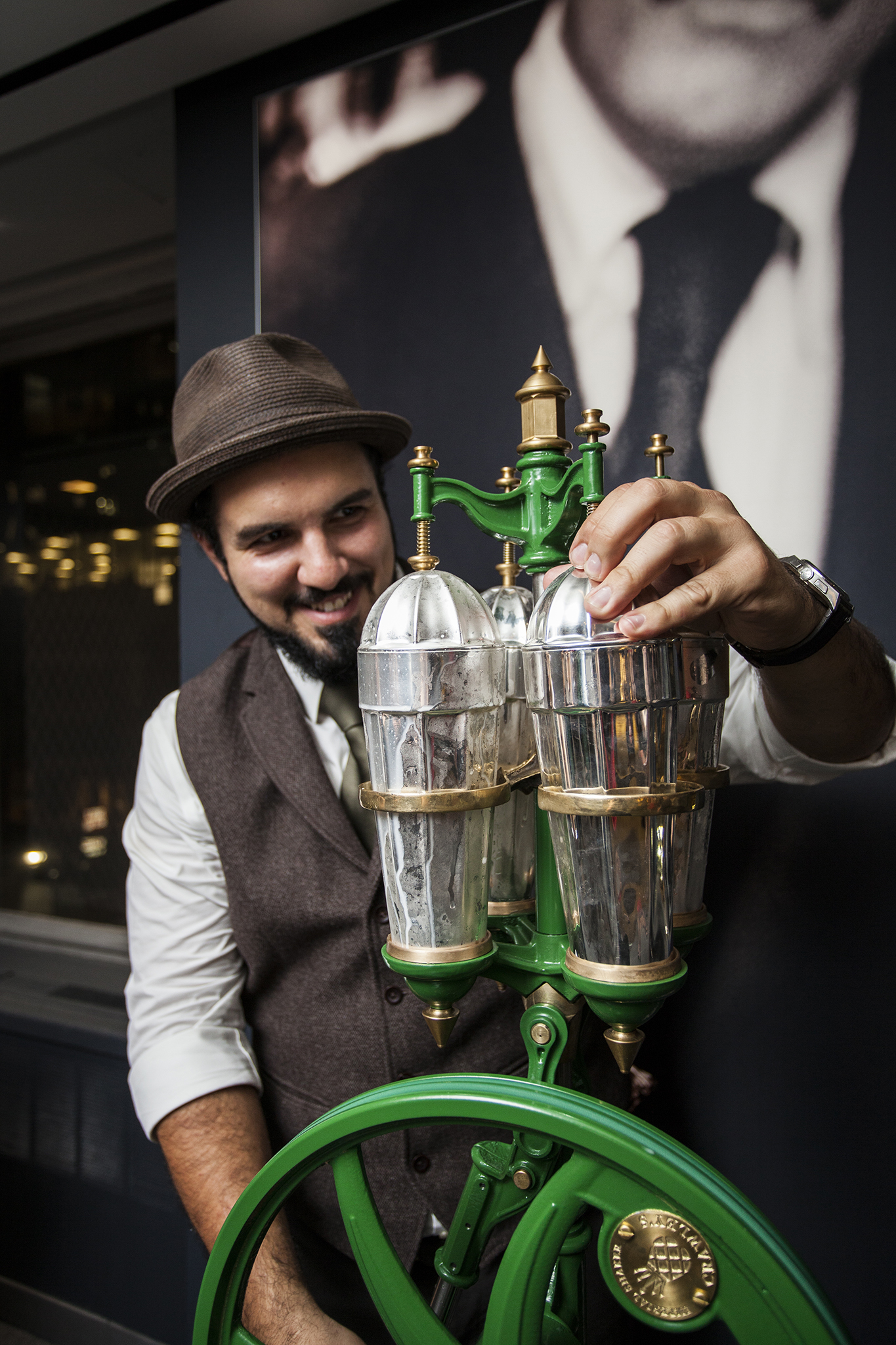 Tanqueray Imperial Shaker