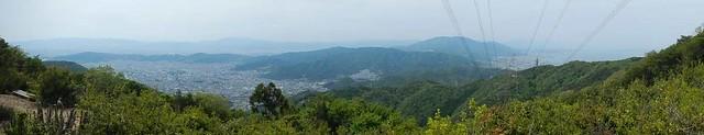 音羽山パノラマ