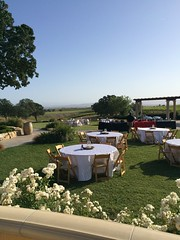 View from Villa San Juliette