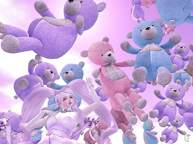 All Booger bears go to heaven