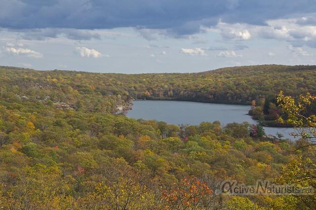 autumn view 0001 Harriman State Park, New York, USA