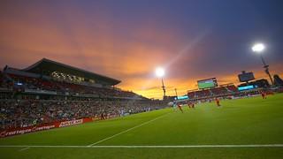 Toronto FC 0-1 City: Match shots