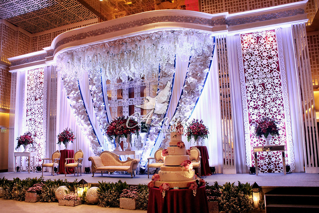 Azalia decorations most recent flickr photos picssr wedding decoration jakarta t9 junglespirit