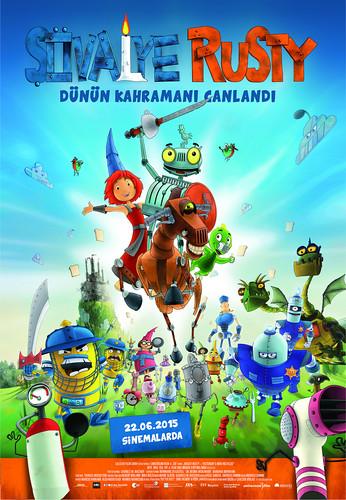 Şövalye Rusty - Knight Rusty (2015)