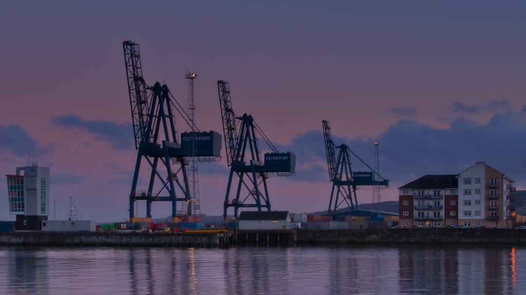 Sky Cranes