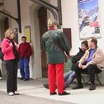 Reise nach Montreux mit TEE RAe 2005