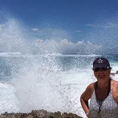 Surf at Punta Sur Cozumel