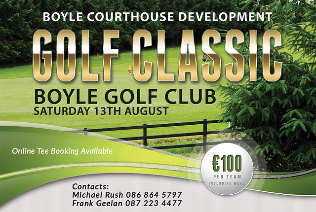 Courthouse Development Golf Classic