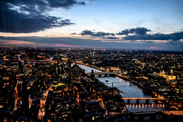 OVERVIEW FROM THE SHARD